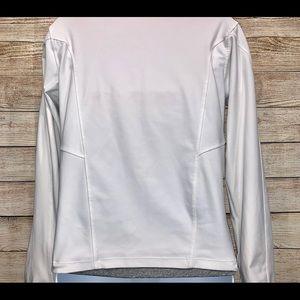 Nike Sweaters - Nike Dri-fit Zip up Sweater Thumb cutout Medium